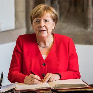 Angela Merkel Gehalt