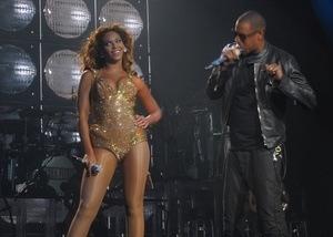 Jay-Z und Beyonce
