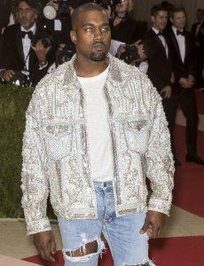 Kanye West reichster Rapper