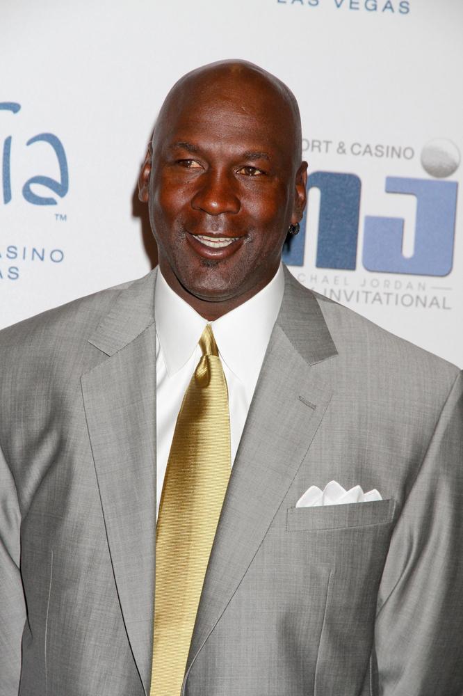 Das Vermögen und Einkommen von Michael Jordan 2018