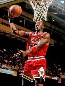 Michael Jordan Verdienst