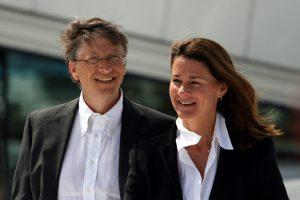Das Vermögen von Melinda und Bill Gates