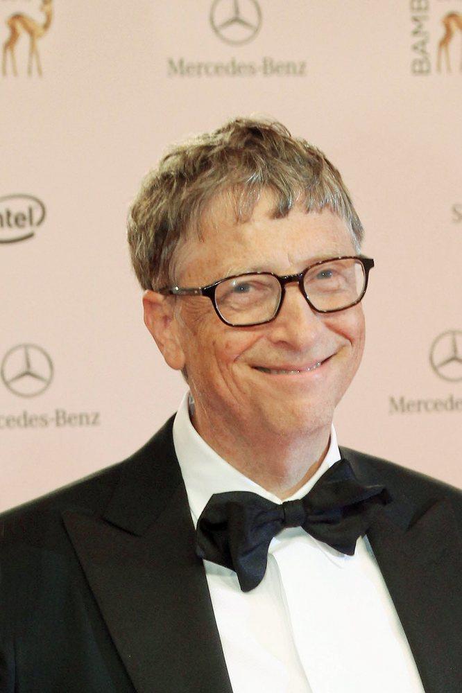 <b>Bill Gates</b> Vermögen - bill-gates-vermoegen