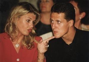 Michael und Coninna Schumacher