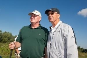 Uli Hoeneß und Franz Beckenbauer