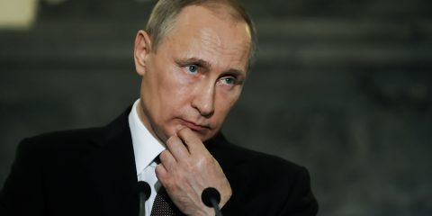 Das Vermögen von Wladimir Putin