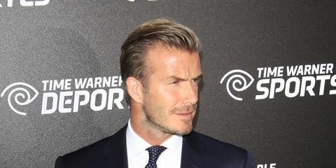 Beckham Titelbild