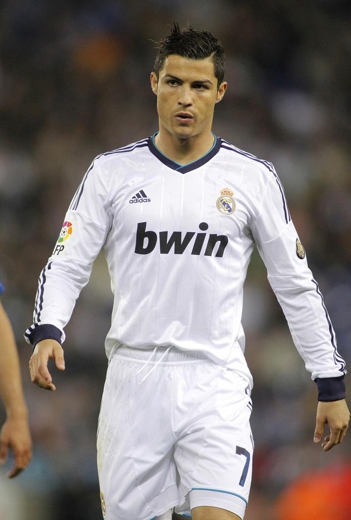 Christiano Ronaldo Verdienst bei Real Madrid