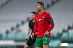 Cristiano Ronaldo Portugal Nationalmannschaft