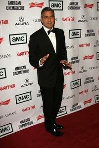 George Clooney im Anzug