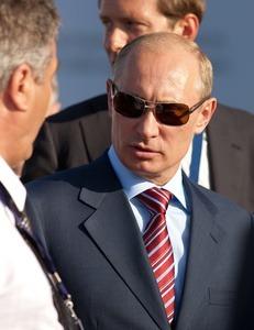 Wladimir Putin - die Macht in Russland
