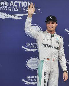 Nico Rosberg Gehalt bei Mercedes
