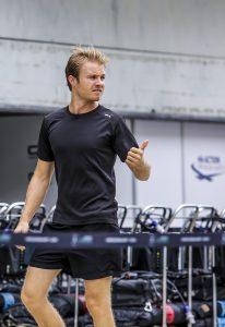 Nico Rosberg als Startup Investor
