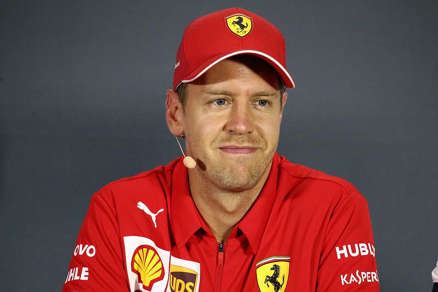 Vermögen Vettel