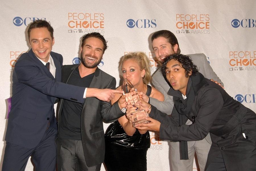Darsteller The Big Bang Theory