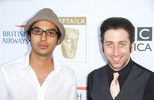 Howard und Rajesh Vermögen