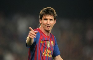 Lionel Messi Vermögen
