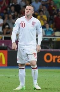 Wayne Rooney Nationalmannschaft