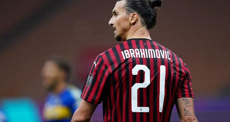 Zlatan Ibrahimovic Gehalt AC Milan