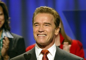 Arnold Schwarzenegger Vermögen