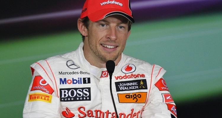 Jenson Button Vermögen