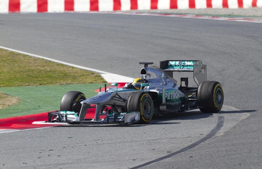 Lewis Hamilton Gehalt