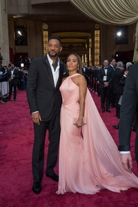 Will Smith und Jada Smith