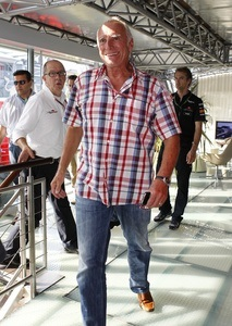 Dietrich Mateschitz Red Bull Boss