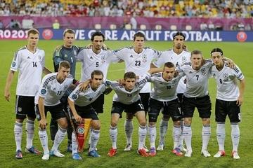Deutsche Fußball Nationalmannschaft