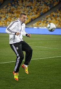 Lukas Podolski Gehalt