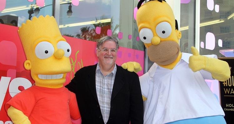 Matt Groening Vermögen