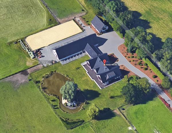 Das Gestüt und Villa von Michael Wendler in Dinslaken