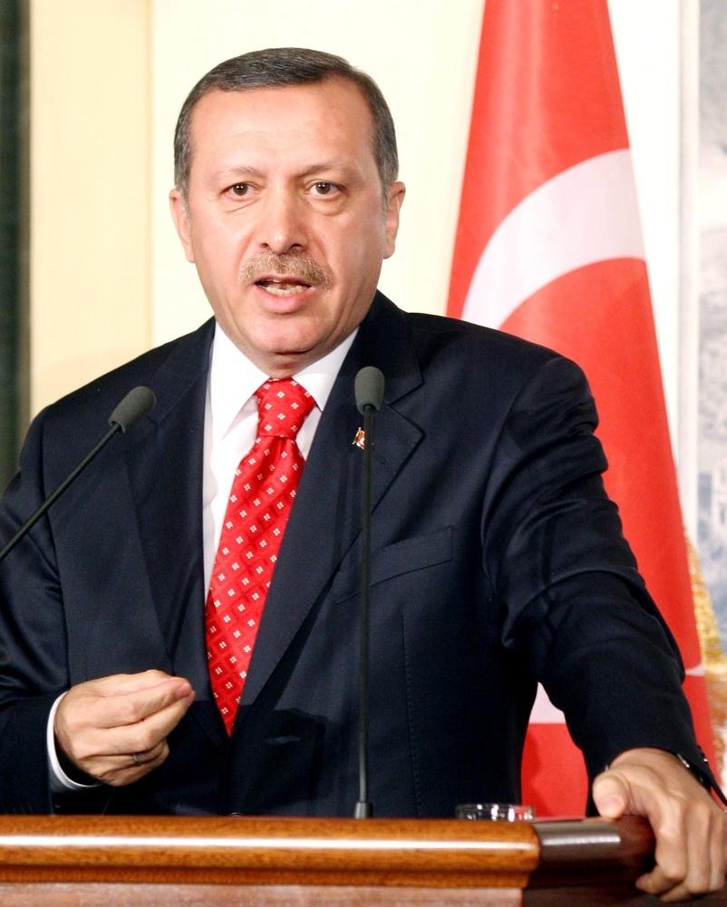 Vermögen Erdogan