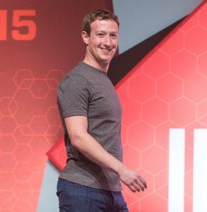 Gehalt von Mark Zuckerberg