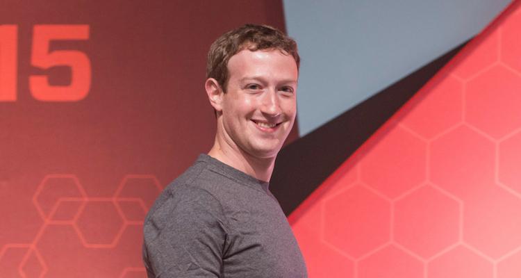 Vermögen von Mark Zuckerberg