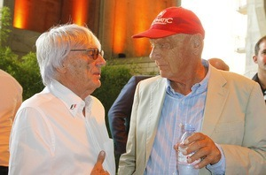 Niki Lauda Verdienst