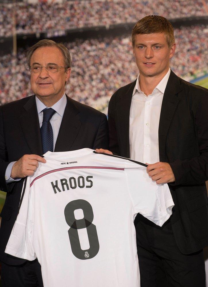 Toni Kroos Gehalt
