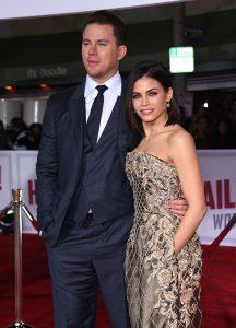Channing Tatum mit seiner Frau Jenna Dewan-Tatum