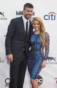 Shakira und Gerard Pique