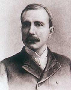 John D. Rockefeller (*1839-† 1937)
