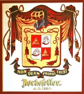 Familie Rockefeller Vermögen