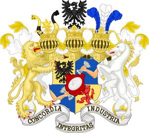 Rothschild Vermögen
