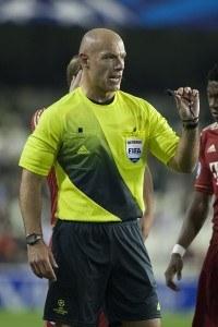 FIFA Schiedsrichter Howard Webb