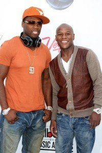 Floyd Mayweather & 50 Cent