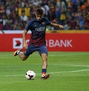 Neymar Gehalt beim FC Barcelona
