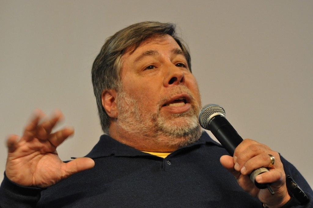 Das Vermögen von Steve Wozniak - Apple Mitbegründer