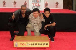 Chris Tucker, Jackie Chan und Jaden Smith