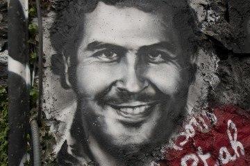 Das Vermögen von Pablo Escobar