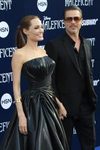 Brad Pitt und Angelina Jolie Ehevertrag