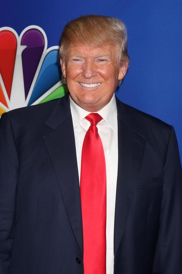 Donald Trump Einkommen